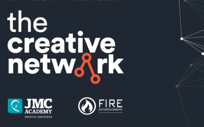FIRE & JMC ACADEMY JOIN FORCES TO BRING NETWORKING OPPORTUNITIES TO MUSIC, FILM AND GAMING STUDENTS
